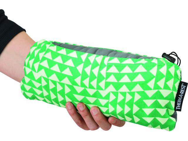 Therm-a-Rest Compressible Pillow Medium pistachio
